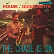 Paul Quinichette & Charlie Rouse: The Chase Is On - Plak