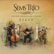 Şems Trio: Efkâr - CD