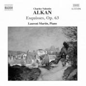 Alkan: Esquisses, Op. 63 - CD