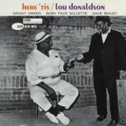 Lou Donaldson: Here 'Tis - CD