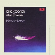Chick Corea, Return To Forever: Light As a Feather - CD