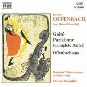 Offenbach / Rosenthal: Gaite Parisienne / Offenbachiana - CD