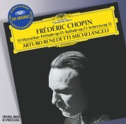 Arturo Benedetti Michelangeli: Chopin: Mazurkas - CD
