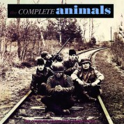 The Animals: The Complete Animals (Transparent Blue Vinyl) - Plak