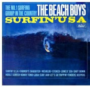 The Beach Boys: Surfin' USA (Mono Edition) - Plak