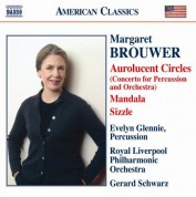 Brouwer, M: Aurolucent Circles / Mandala / Remembrances - CD