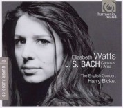 Elizabeth Watts, Harry Bicket: J.S. Bach: Cantatas & Arias - SACD