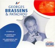 Georges Brassens: George Brassens & Patachou - CD