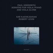 Kim Kashkashian: Paul Hindemith: Sonatas for Viola/Piano and Viola alone - CD