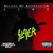 Slayer: Decade Of Aggression: Live - CD