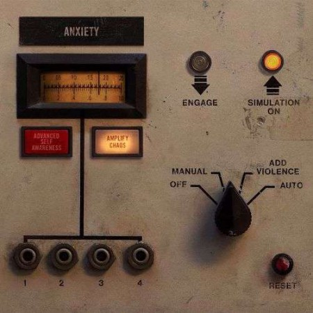 Nine Inch Nails: Add Violence - EP - Single Plak