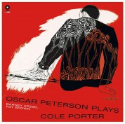 Oscar Peterson Trio: Plays Cole Porter - Plak