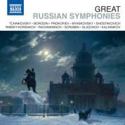 Çeşitli Sanatçılar: Great Russian Symphonies - CD