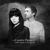Ólafur Arnalds, Alice Sara Ott: The Chopin Project - CD
