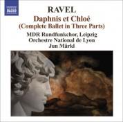 Lyon National Orchestra: Ravel, M.: Daphnis Et Chloe / Sheherazade, Ouverture De Feerie - CD