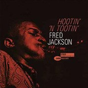 Fred Jackson: Hootin' 'N Tootin' (45rpm-Version) - Plak