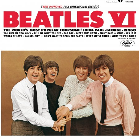 The Beatles: Beatles VI - CD