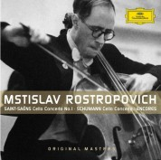 Mstislav Rostropovich - Early Recordings - CD