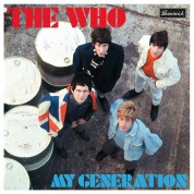 The Who: My Generation - Plak