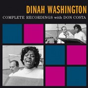 Dinah Washington: Complete Recordings With Don Costa + 10 Bonus Tracks - CD