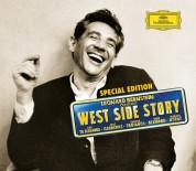 José Carreras, Orchestra Ensemble, Marilyn Horne, Leonard Bernstein, Kurt Ollmann, Kiri Te Kanawa, Tatiana Troyanos: Bernstein: West Side Story - CD