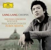 Lang Lang, Wiener Philharmoniker, Zubin Mehta: Chopin: Piano Concerto - CD