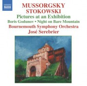 Mussorgsky: Pictures at an Exhibition / Boris Godunov - CD