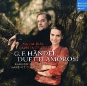 Nuria Rial, Lawrence Zazzo: Händel: Duetti Amorosi - CD