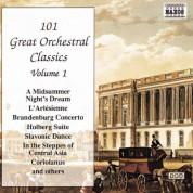Çeşitli Sanatçılar: 101 Great Orchestral Classics, Vol.  1 - CD