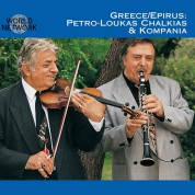 Petro-Loukas Chalkias, Kompania: Greece: Epirus - CD