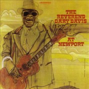 Reverend Gary Davis: The Reverend Gary Davis At Newport - Plak