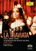 Axelle Gall, Cornell MacNeil, James Levine, Maurizio Barbacini, Pina Cei, Plácido Domingo, Teresa Stratas, The Metropolitan Opera Orchestra and Chorus: Verdi: La Traviata - DVD