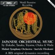 Malmö Symphony Orchestra, Jun'ichi Hirokami: Japanese Orchestral Music - CD