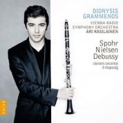Dionysis Grammenos: Clarinet Concertos & Rhapsody - CD