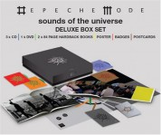 Depeche Mode: Sounds Of The Universe (Delux Box Set) - CD
