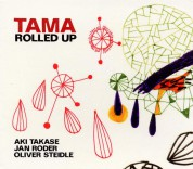 Aki Takase: Rolled Up - CD