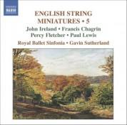 English String Miniatures, Vol. 5 - CD