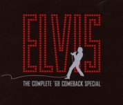Elvis Presley: The Complete '68 Comeback Special - CD