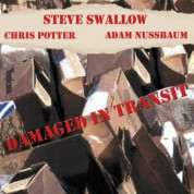 Steve Swallow, Chris Potter, Adam Nussbaum: Damaged In Transit - CD