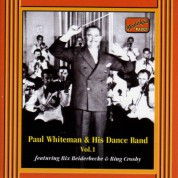 Whiteman, Paul:  Paul Whiteman and His Dance Band - CD