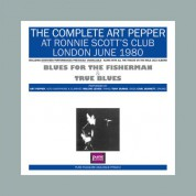 Art Pepper: The Complete Art Pepper At Ronnie Scott's Club - Plak