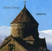 The Choir of St. Gayane: Komitas: Divine Liturgy - CD
