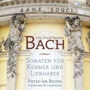 Pieter-Jan Belder: C.P.E. Bach: Sonaten für Kenner und Liebhaber - CD