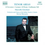 Tenor Arias - CD