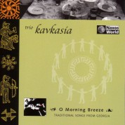 Kavkasia Trio: Traditional Songs From Georgia - CD