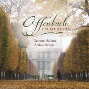 Andrea Noferini, Giovanni Sollima: Offenbach: Cello Duets Opp. 49, 51 & 54 - CD