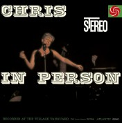 Chris Connor: Chris In Person - CD