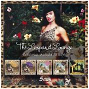 Çeşitli Sanatçılar: The Leopard Lounge - CD