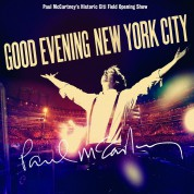Paul McCartney: Good Evening New York City - CD
