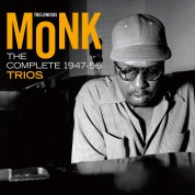 Thelonious Monk: The Complete 1947-1956 Trios - CD